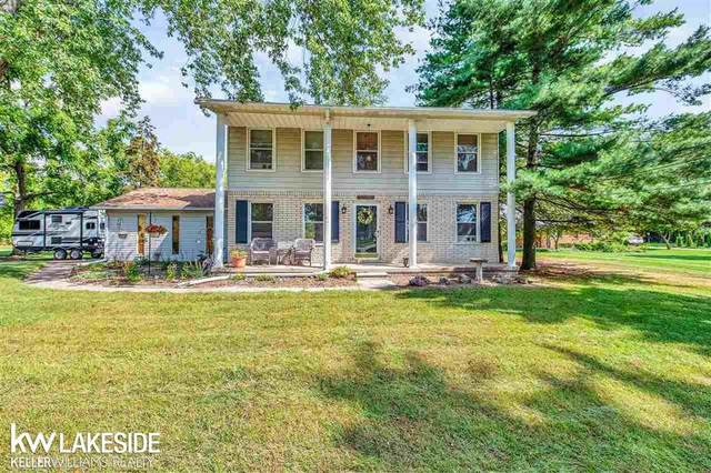 41930 Utica, Sterling Heights, MI 48313 (#58050055919) :: Duneske Real Estate Advisors