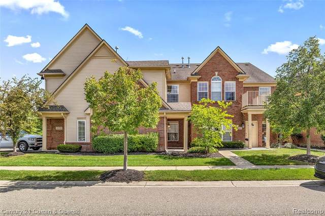 4155 Cornerstone Drive, Canton Twp, MI 48188 (#2210080162) :: Real Estate For A CAUSE