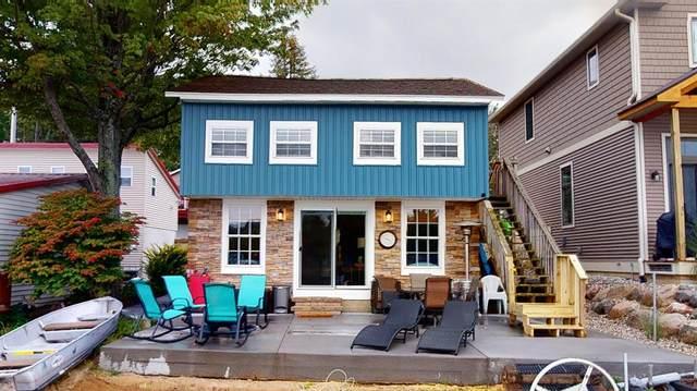 2466 Lakeside Drive, Stanton, MI 48888 (#64021107383) :: Duneske Real Estate Advisors