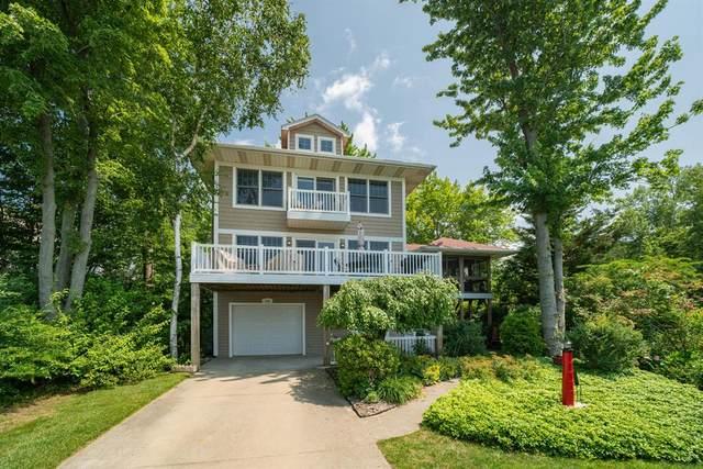 645 Lakeshore Drive, Casco Twp, MI 49090 (#69021107398) :: Duneske Real Estate Advisors