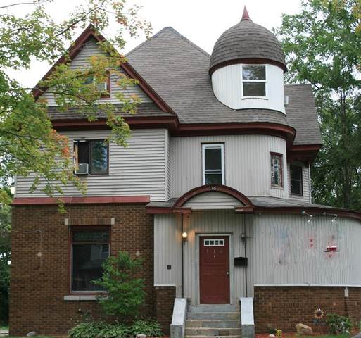 116 N Stewart Avenue Street, Big Rapids Twp, MI 49307 (#65021107381) :: The Vance Group   Keller Williams Domain