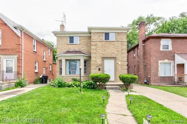 18468 Hartwell Street, Detroit, MI 48235 (#2210080216) :: Alan Brown Group