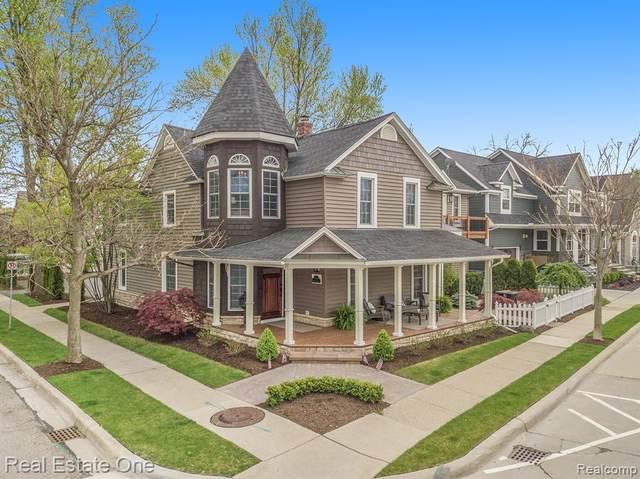 693 Maple Street, Plymouth, MI 48170 (#2210080233) :: Duneske Real Estate Advisors