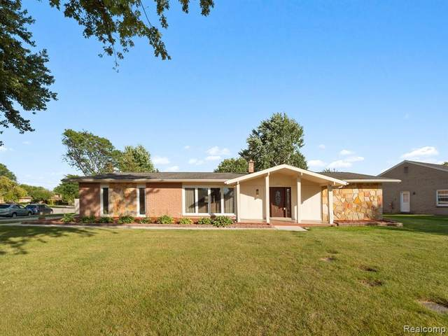 35250 Hatherly Pl, Sterling Heights, MI 48310 (#2210080288) :: The Vance Group | Keller Williams Domain