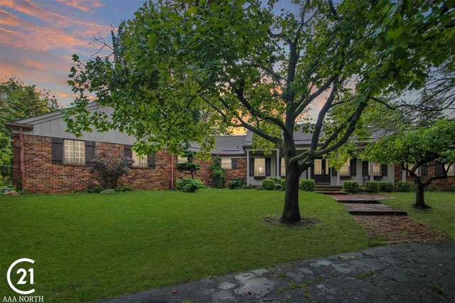 1660 Fox Knoll, Leonard, MI 48367 (#58050055997) :: Duneske Real Estate Advisors