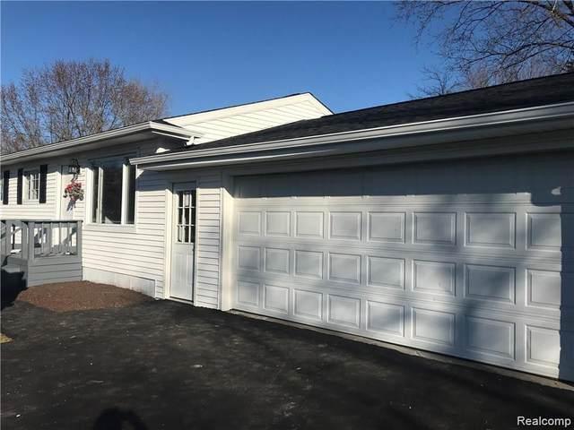 1525 Kent Drive, Davison Twp, MI 48423 (#2210080363) :: Duneske Real Estate Advisors