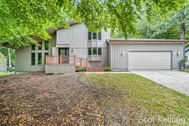 1751 Scott Creek Drive NE, PLAINFIELD TWP, MI 49306 (#65021107501) :: Duneske Real Estate Advisors