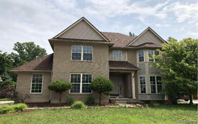 48642 Brittany Parc Drive, Macomb Twp, MI 48044 (#2210080391) :: Real Estate For A CAUSE