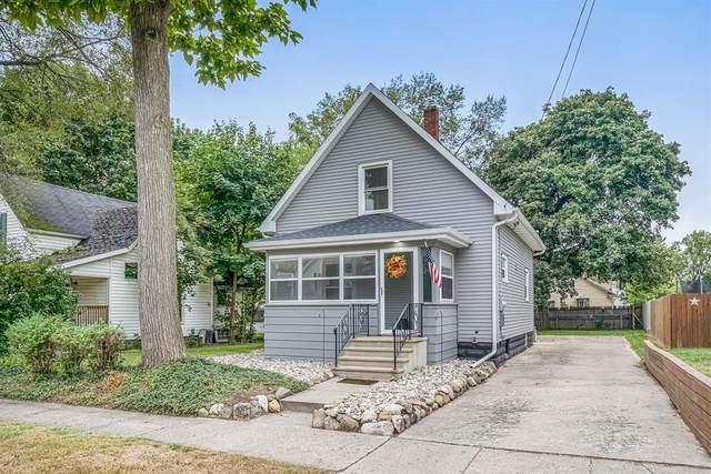 808 Lincoln Street, Jackson, MI 49202 (#55021107511) :: Duneske Real Estate Advisors
