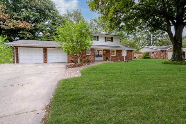 1781 Hacienda Drive, Lincoln Twp, MI 49127 (#69021107510) :: Duneske Real Estate Advisors