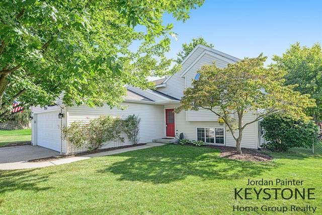 1430 Bentree Drive SE, Gaines Twp, MI 49508 (#65021107518) :: Duneske Real Estate Advisors