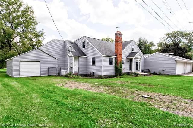 8185 Marsh Road, Clay Twp, MI 48001 (#2210080400) :: Duneske Real Estate Advisors