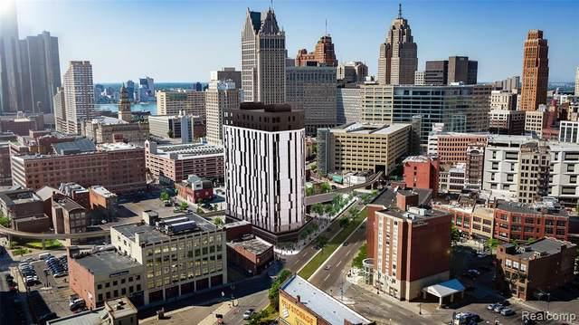 330 Gratiot Avenue #1602, Detroit, MI 48226 (#2210080401) :: National Realty Centers, Inc