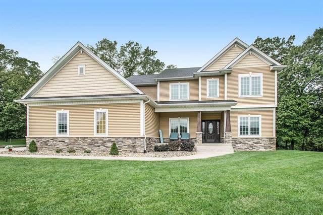 66170 Blackberry Road, Jefferson Twp, MI 49112 (#69021107526) :: Duneske Real Estate Advisors