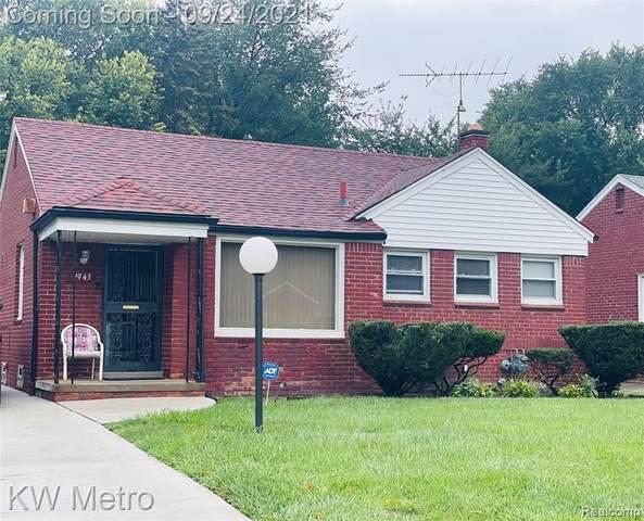 9943 Heyden Street, Detroit, MI 48228 (#2210080427) :: Duneske Real Estate Advisors