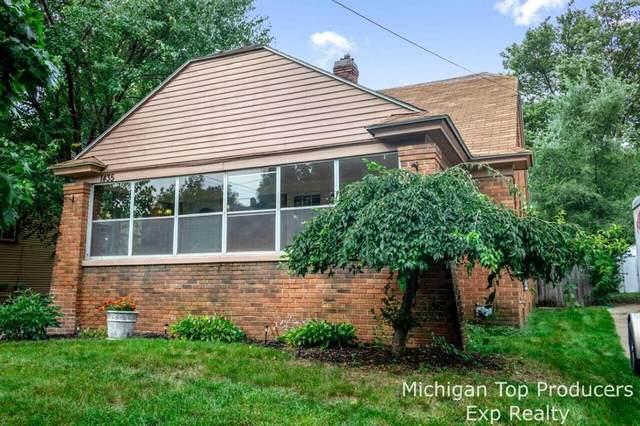 1435 Jennette Avenue Avenue NW, Grand Rapids, MI 49504 (#65021107542) :: Duneske Real Estate Advisors