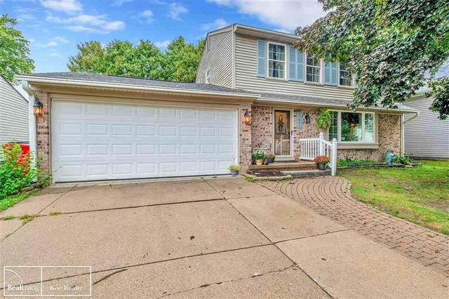 15847 Touraine Court, Clinton Twp, MI 48038 (#58050056016) :: Real Estate For A CAUSE