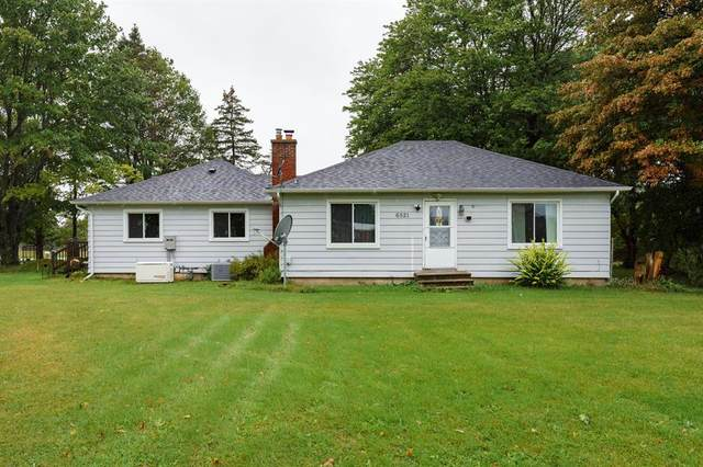 6521 5 Mile Road, Leroy Twp, MI 49051 (#66021107584) :: National Realty Centers, Inc