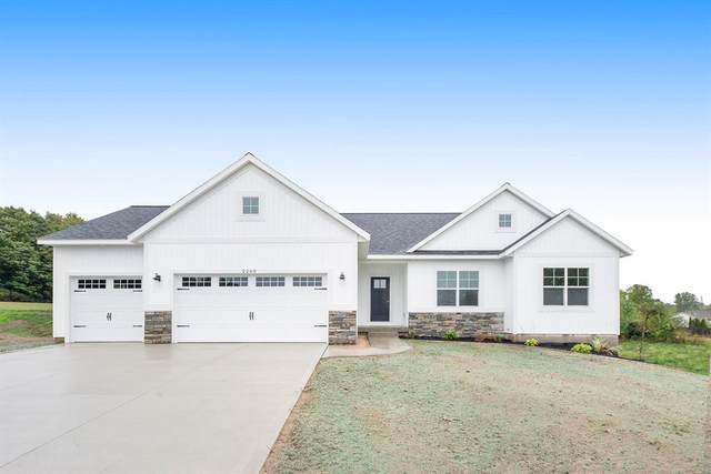 2260 Whistle Hill Drive, Byron Twp, MI 49315 (#65021107623) :: The Mulvihill Group