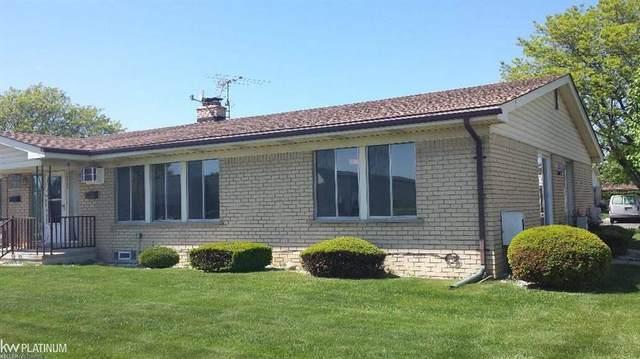 19303 13 MILE #37, Roseville, MI 48066 (#58050056070) :: Real Estate For A CAUSE