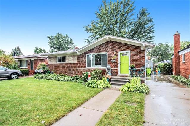1596 Fontaine Avenue, Madison Heights, MI 48071 (#543284157) :: National Realty Centers, Inc