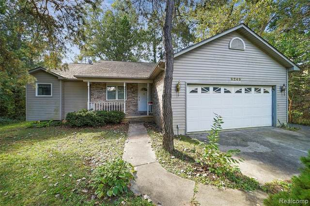 5245 Lahring Road, Fenton Twp, MI 48451 (#2210080671) :: National Realty Centers, Inc