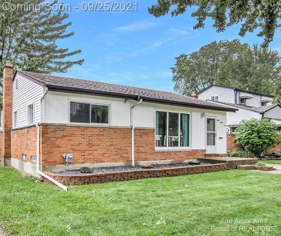 883 Bernie Lane, Madison Heights, MI 48071 (#543284142) :: National Realty Centers, Inc