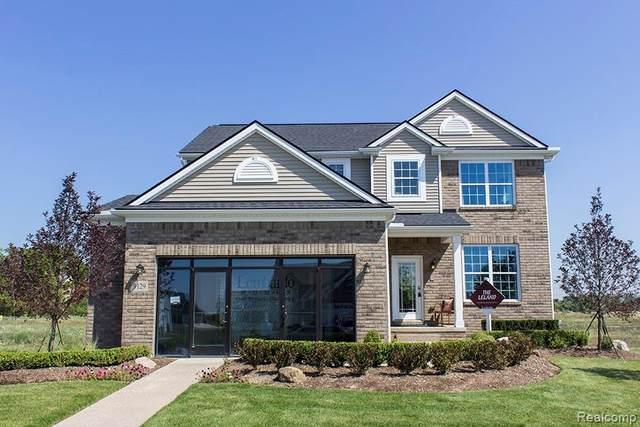 9129 Fawn Drive, Ypsilanti Twp, MI 48197 (#2210080754) :: The Alex Nugent Team | Real Estate One