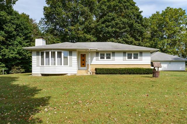 47026 Co Rd 384, Columbia Twp, MI 49056 (#66021107771) :: The Mulvihill Group