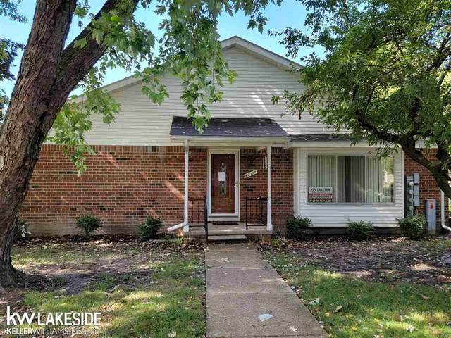 42312 Toddmark, Clinton Twp, MI 48038 (#58050056139) :: National Realty Centers, Inc