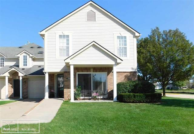 45622 Gable Dr., Macomb Twp, MI 48044 (#58050056141) :: Real Estate For A CAUSE