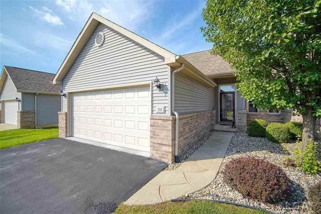 592 Ridge Lane, Tecumseh, MI 49286 (#56050056147) :: Real Estate For A CAUSE