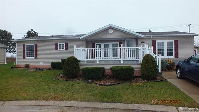 8421 Anthony, Frenchtown Twp, MI 48166 (#2210080892) :: National Realty Centers, Inc