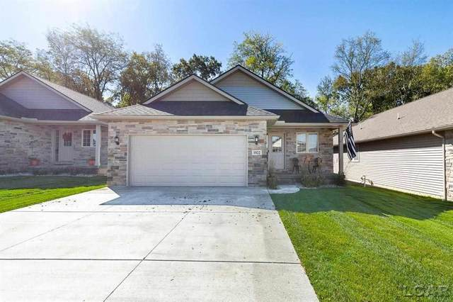 1022 Preservation Drive, Tecumseh, MI 49286 (#56050056152) :: Real Estate For A CAUSE