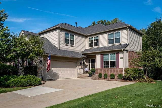 3612 Winding Brook Circle #72, Rochester Hills, MI 48309 (#2210081165) :: Real Estate For A CAUSE