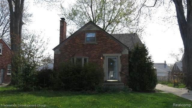 20484 Elkhart Street, Harper Woods, MI 48225 (#2210081171) :: The Vance Group | Keller Williams Domain