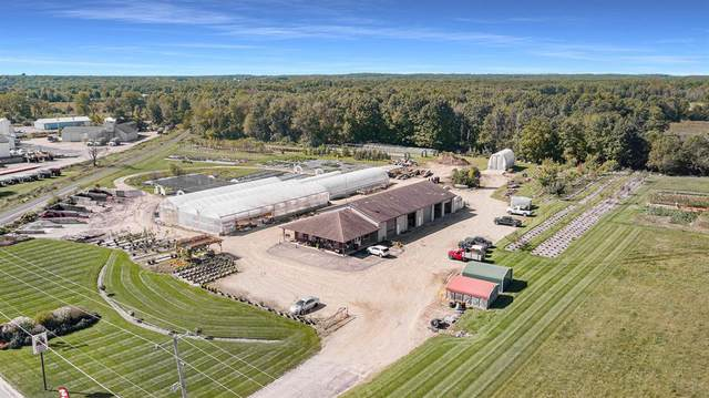 6162 S Greenville Road, Greenville, MI 48838 (#65021107880) :: National Realty Centers, Inc