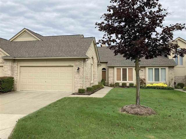 4441 Reflections Dr., Sterling Heights, MI 48314 (#58050056248) :: Real Estate For A CAUSE