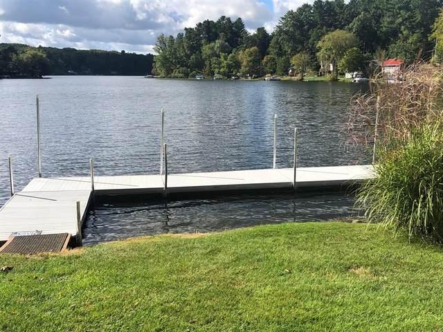 110 E Baldwin Lake Drive, Greenville, MI 48838 (#65021107913) :: Robert E Smith Realty