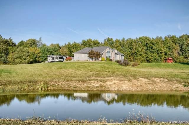 897 Oak Tree Lane, Lapeer Twp, MI 48446 (#2210081276) :: National Realty Centers, Inc