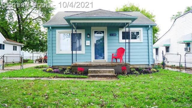 19136 Florian Street, Roseville, MI 48066 (#2210081410) :: Robert E Smith Realty