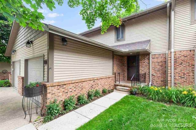 835 Moore Dr., Chelsea, MI 48118 (#543284247) :: National Realty Centers, Inc