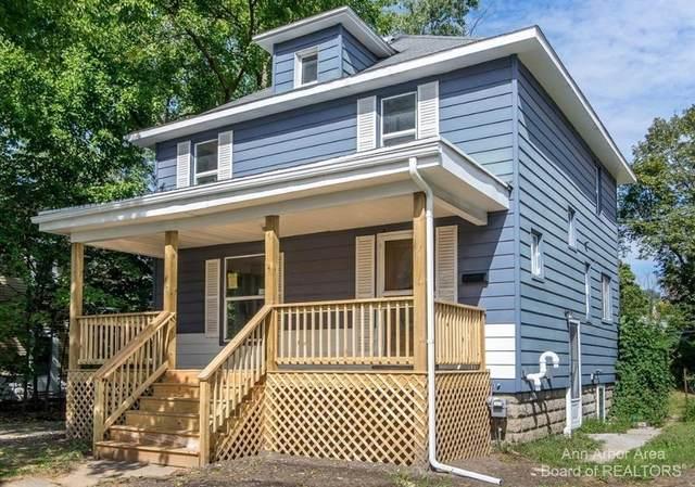 116 W Parent Avenue, Royal Oak, MI 48067 (#543284206) :: National Realty Centers, Inc