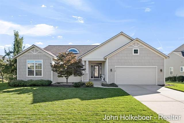 11106 Island Court, Allendale Twp, MI 49401 (#65021108569) :: National Realty Centers, Inc