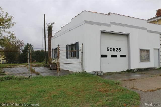 50525 Cherry Hill Street, Canton Twp, MI 48188 (#2210082536) :: Robert E Smith Realty