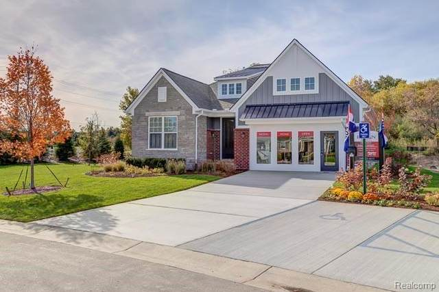17170 Garden Ridge Lane #72, Northville, MI 48168 (#2210082630) :: National Realty Centers, Inc