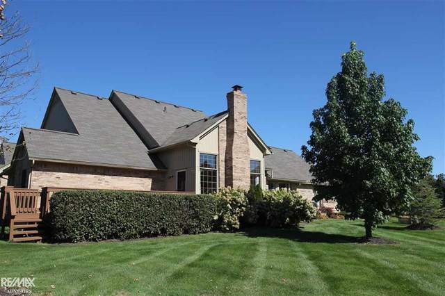 2151 Willow Cir, Shelby Twp, MI 48316 (#58050056645) :: National Realty Centers, Inc