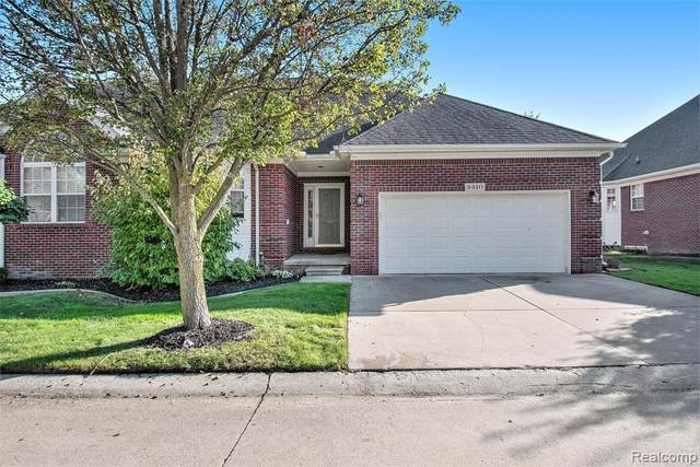 3310 Gemini Drive, Sterling Heights, MI 48314 (#2210082661) :: Real Estate For A CAUSE