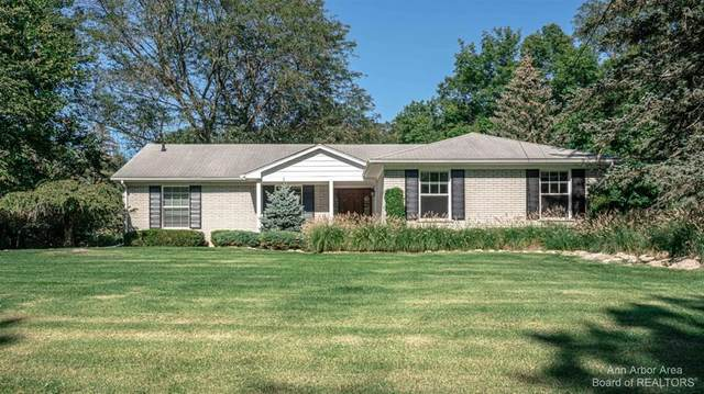34361 Quaker Valley Drive, Farmington Hills, MI 48331 (#543284275) :: Robert E Smith Realty