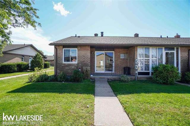 8401 18 MILE 142 G, Sterling Heights, MI 48313 (#58050056696) :: Real Estate For A CAUSE